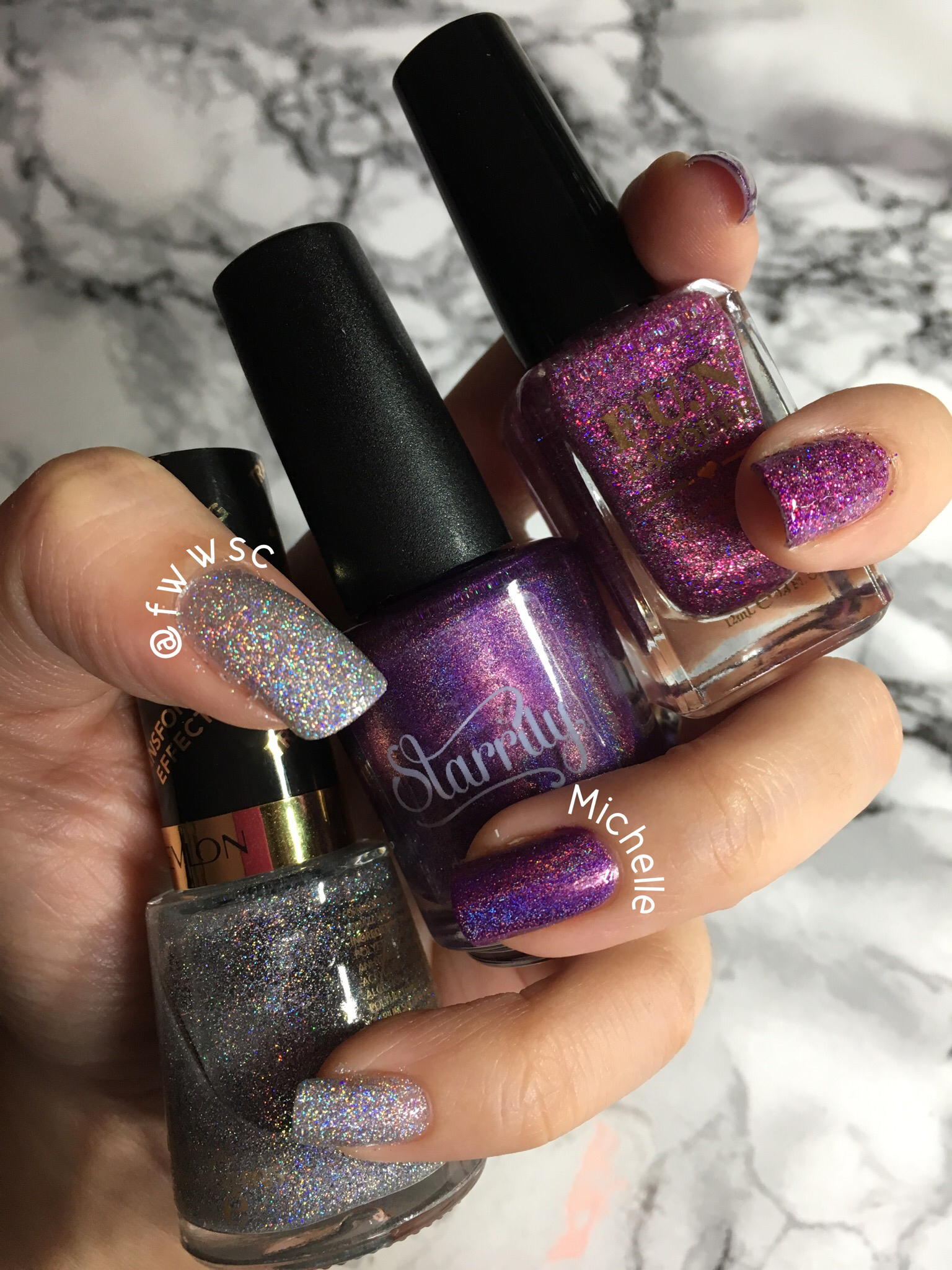 simplyNailogical – Hacker Nails